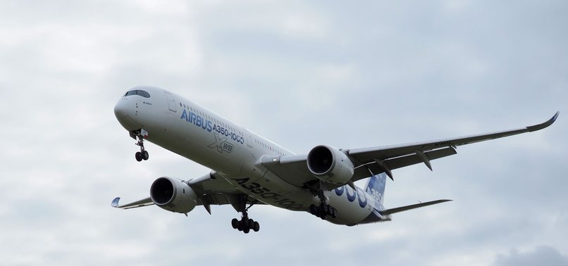 AIRBUS HIT BY SERIES OF CYBER ATTACKS ON SUPPLIERS