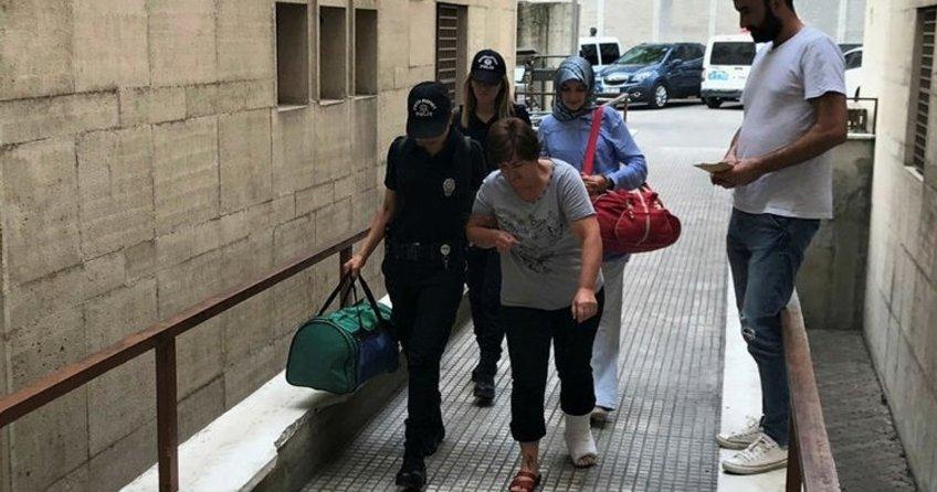 FETÖ'cü öğretmen polisten kaçmak için ikinci kattan atladı!