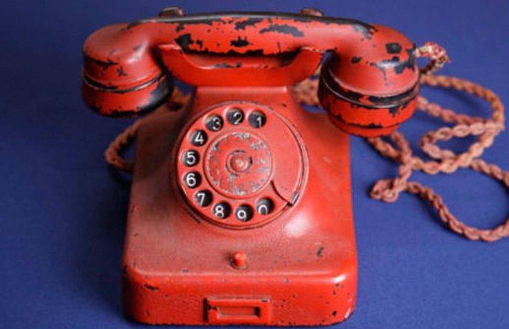 Hitler'in efsane telefonu satıldı!