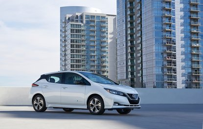 Nissan Leaf 3.Zero e + Limited Edition
