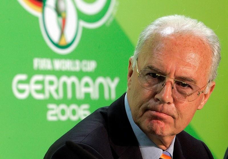 Franz Beckenbauer (AP Photo)