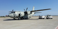 Leonardo displays strengths of C-27J at Eurasia Airshow