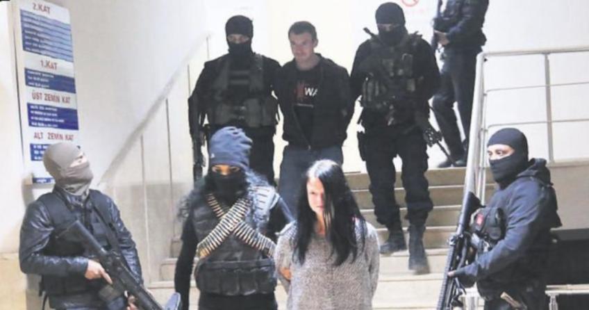 Çek vatandaşı 2 YPG'li terörist: Bizi kamplarda Almanlar eğitti
