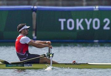 Milli kürekçi 2020 Tokyo Olimpiyatlarında çeyrek finale çıktı