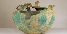 Urartu-era cauldron to go on display in Van Museum
