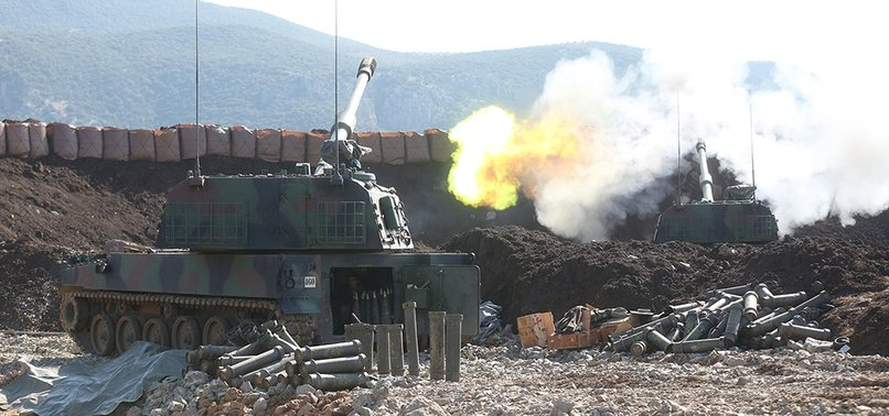 OVER 1000 TERRORISTS NEUTRALIZED BY TURKISH TROOPS AND FSA IN OPERATION OLIVE BRANCH