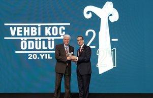 20. Vehbi Koç Ödülü Prof. Dr. Hüseyin Vurala