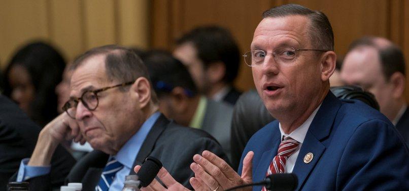 US HOUSE PANEL VOTES TO INTENSIFY TRUMP IMPEACHMENT PROBE