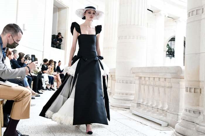 Chanel Haute Couture Sonbahar-Kış 2021/22