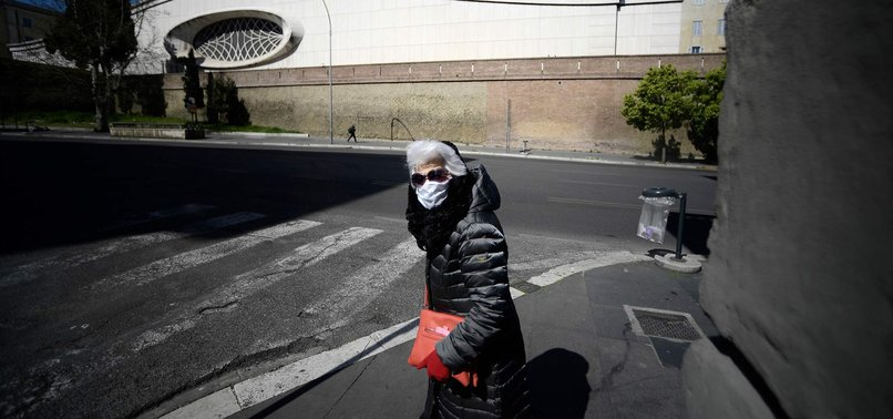 ITALY IMPOSES UP TO 5 YEARS IN JAIL FOR VIOLATING CORONAVIRUS QUARANTINE