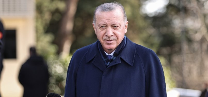 10 MLN CORONAVAC DOSES COULD REACH TURKEY BY WEEKEND: ERDOĞAN