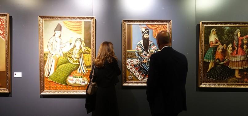 Iranian miniatures at Turkish and Islamic Arts Museum - anews