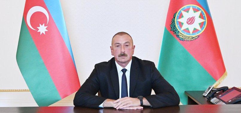 AZERBAIJANI ARMY LIBERATES CITY CENTER OF QUBADLI FROM ARMENIAN OCCUPATION, SAYS PRESIDENT ILHAM ALIYEV