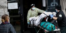 US records 743 coronavirus deaths in 24 hours