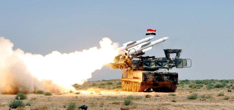 SYRIA AIR DEFENCES BLOCK ISRAELI ATTACK ON SOUTHWEST: STATE MEDIA