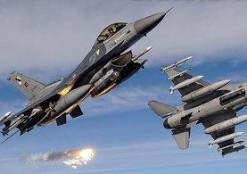 Kuzey Irak'a düzenlenen hava harekatında 19 terörist öldürüldü