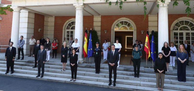 SPAIN HOPING FOR 140 BLN EUROS FROM EU RELIEF FUND: PM SANCHEZ