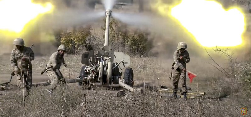 AZERBAIJANI ARMY CONTINUES OPERATIONS TO LIBERATE OCCUPIED LANDS FROM ARMENIA