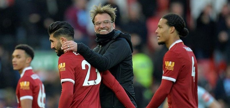 CAN TO DECIDE ON LIVERPOOL FUTURE AT END OF SEASON