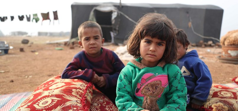 DISPLACED IDLIB LOCALS SUFFER FROM HUNGER, COLD