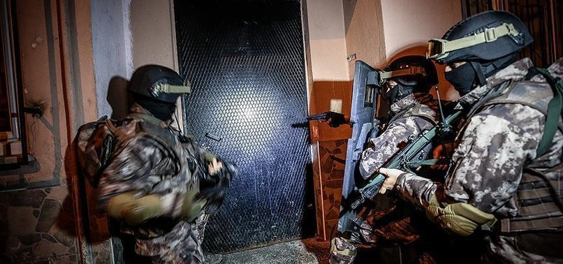 TURKISH POLICE SEIZE 2 TONS OF MARIJUANA
