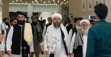 Taliban delegation visits Iran for Afghan peace talks