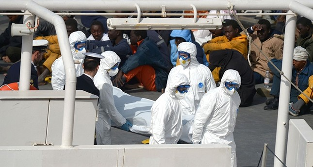 Over 3,000 migrants rescued by Italian coast guard