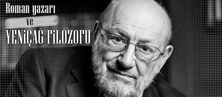 Roman yazarı ve yeniçağ filozofu