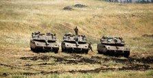 3 Israeli tanks breach Lebanese border