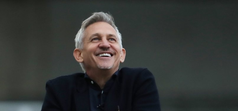 ENGLISH FOOTBALL LEGEND LINEKER TO HOST REFUGEE AT HOME