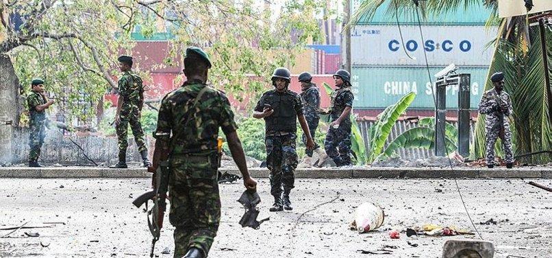 FEAR OF MORE TERROR ATTACKS SPREADS ACROSS SRI LANKA