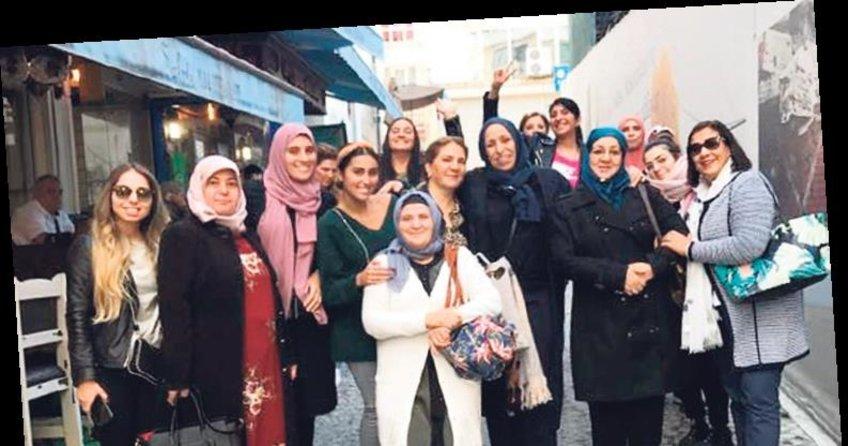 Kadınlar Günü'nde dolandırıldılar