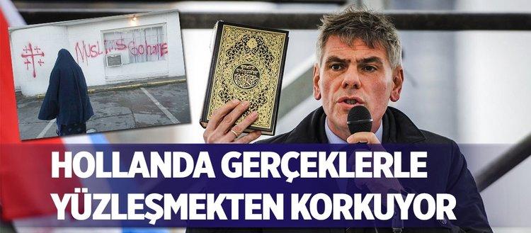 Hollanda parlamentosu Müslümanların ayrımcılığa maruz kalmasına duyarsız