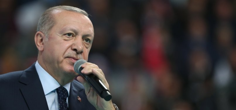SOLIDARITY DISPLAYED BY QATAR TO TURKEY NEVER TO BE FORGOTTEN: ERDOĞAN