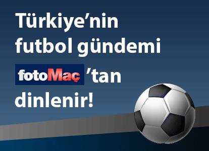 Türkiye'nin futbol gündemi Fotomaç'tan dinlenir!