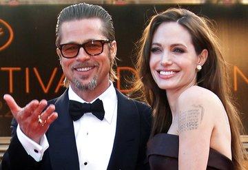 Angelina Jolie ve Brad Pitt'in Velayet Davası Sil Baştan