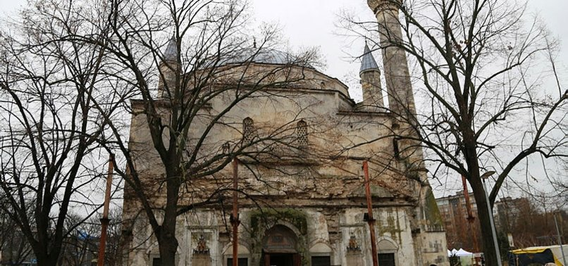 TURKEY TO RESTORE OTTOMAN-ERA MOSQUE IN BULGARIA