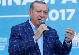 Cumhurbaşkanı Erdoğan: Bu yarışın içinde görmek istiyoruz!