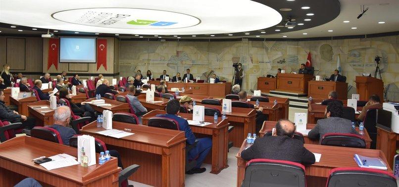 COVID-19: TURKEY POSTPONES ALL PLENARY SESSIONS