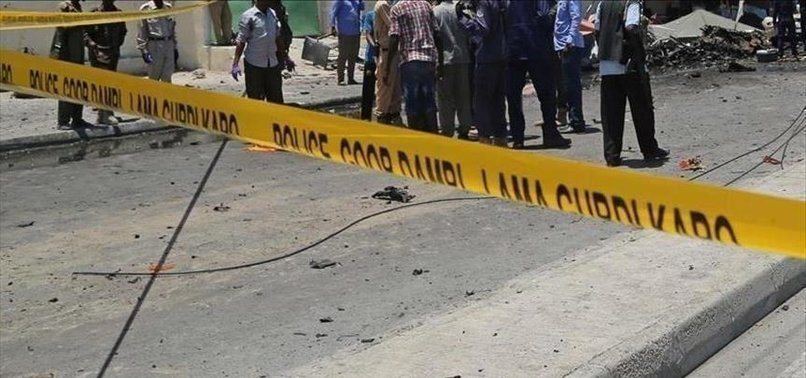 6 DEAD, MANY INJURED IN 3 BOMB BLASTS IN SOMALIA