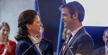 New French health minister takes up post with raised profile