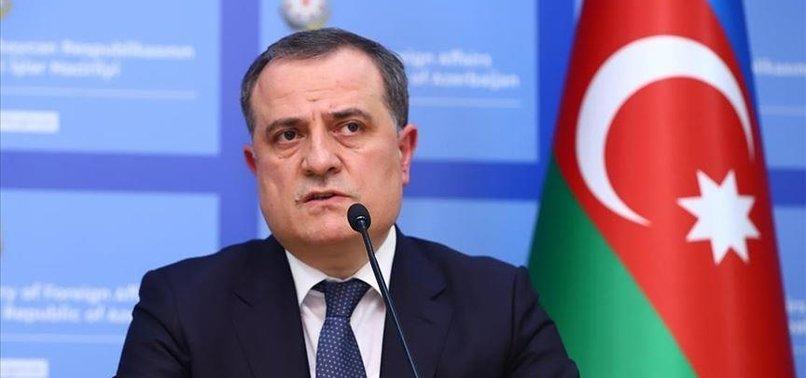 AZERBAIJAN, IRAN AGREE TO MEND TIES THROUGH DIALOGUE