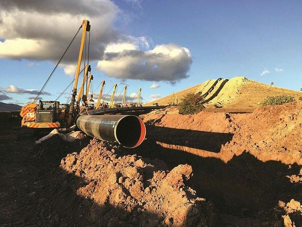 Turkeys Erdoğan opens TANAP to pump Azerbaijan gas to Europe