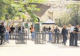 Mesele dedektör değil İsrail işgali