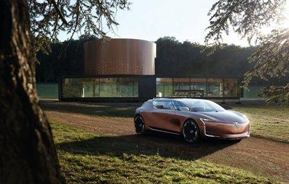 Renault'dan geleceğin otomobili
