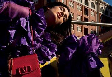 Valentino'nun başrolü Kendall Jenner