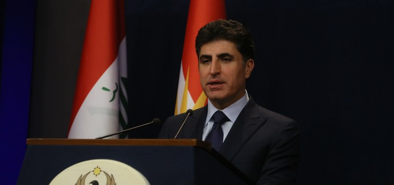 KRG PREMIER HINTS AT 'POSITIVE' SIGNS FROM BAGHDAD