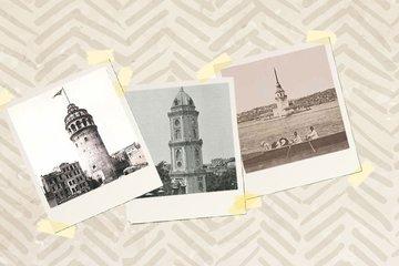 İstanbul'un yedi kulesi ve ilginç öyküleri