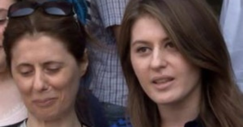 Ali Fuat Yılmazer'in kızına FETÖ gözaltısı