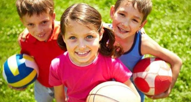 New project encourages children in urban areas to do more physical activity